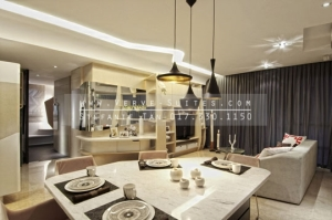 Duo Centrix - Living & Dining Area